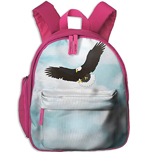 Eagle Wings Costume For Sale (Funny Sunshine Eagle Wings Cool Children's Shoulder Bag School Backpack Bags)