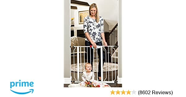 Regalo Baby Gate Instructions 1250