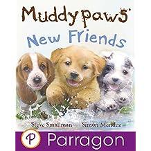 Muddypaws' New Friends (Parragon Read-Along)