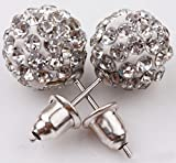 Best Girls Rings With Crystal Balls - Vogue Girl Austrian Czech Crystal Pave Disco Clay Review