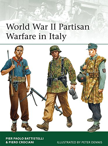 World War II Partisan Warfare In Italy (Elite)