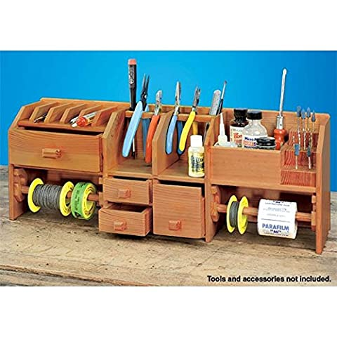 Benchtop Organizer (Micro Tool Box)