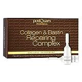 Postquam Collagen & Elastin Repairing Complex for Anti Aging and Wrinkles 12x3 Ml Phials
