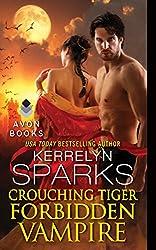 Crouching Tiger, Forbidden Vampire (Love at Stake Book 16)