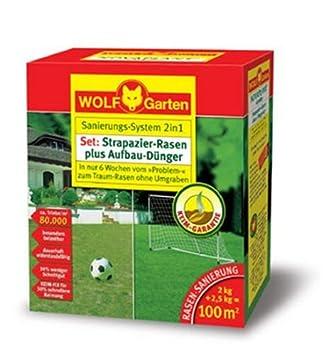 Neu WOLF-Garten Novaplant Loretta L 100 L für 100 qm: Amazon.de: Garten QI22