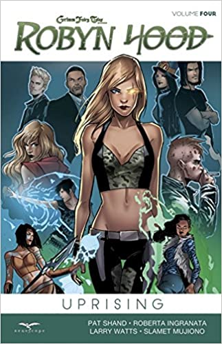 Book Robyn Hood Volume 4: Fear and Loathing