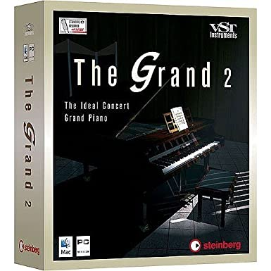 Steinberg The Grand 2 - Virtual Concert Piano - Vst, Dxi, Au