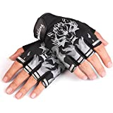 Gym Training Sports Fitness Weightlifting Wrist Wrap Gloves