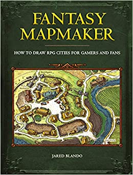 Buy Fantasy Mapmaker: How to Draw RPG Cities for Gamers and Fans