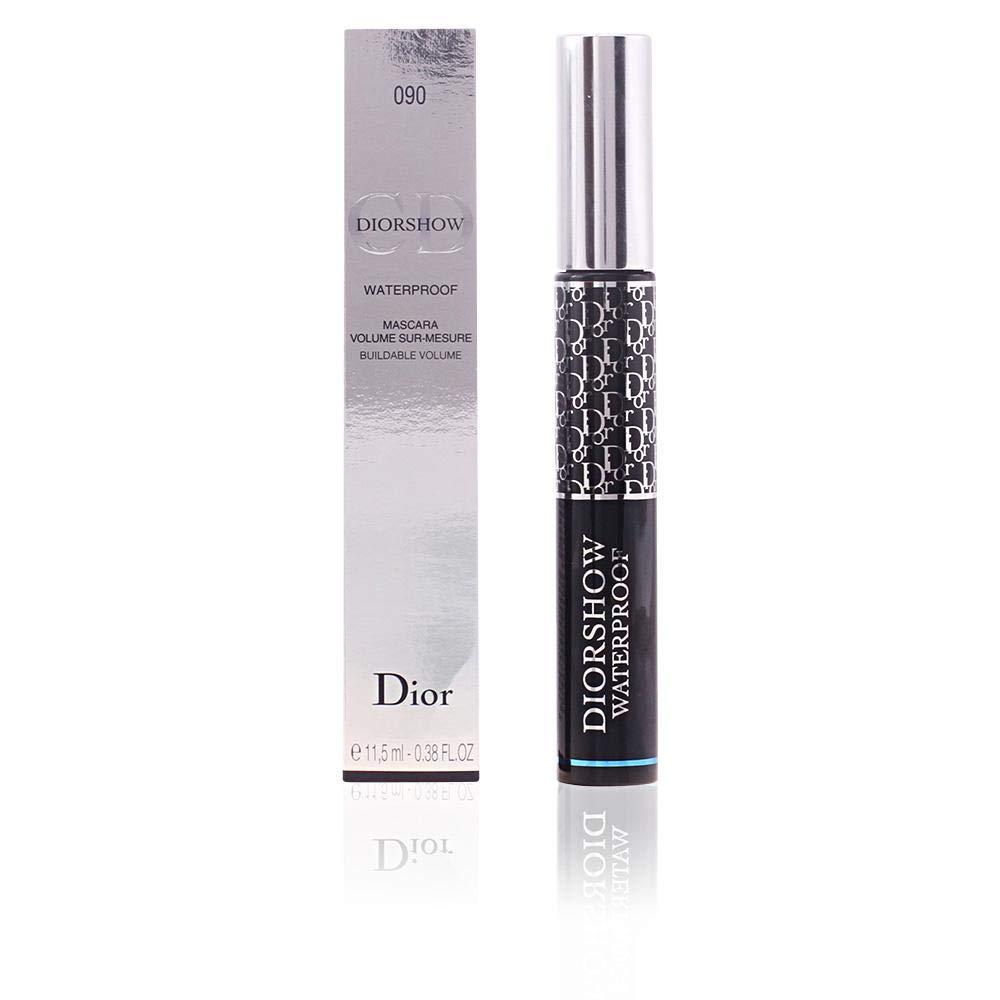 Christian Dior Diorshow Waterproof Mascara, No. 090 Black, 0.38 Ounce