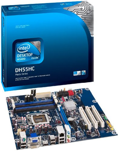 Intel Socket 1156/Intel H55/DDR3/A&GbE/ATX Motherboard, for sale  Delivered anywhere in USA