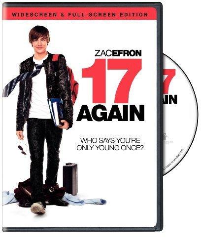 DVD : 17 Again (Full Frame, Widescreen)