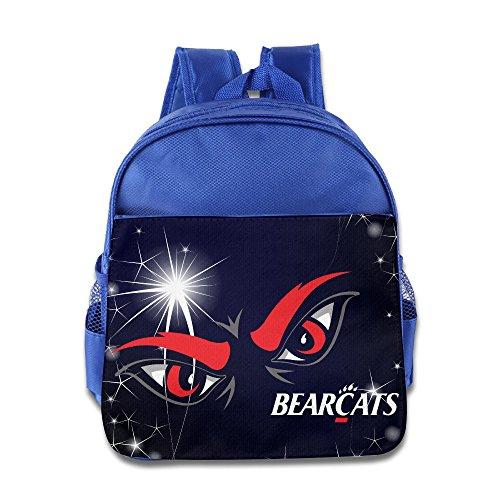 Chair Leather Denver (POOZ Cincinnati Bearcats Children Shoulders Bag For Boys & Girls RoyalBlue)