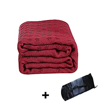 Antideslizante Fitness Mat Yoga Cushion Surface para Yoga ...