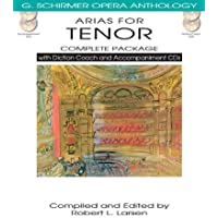 Arias for Tenor: Complete Package [With 4 CDs]