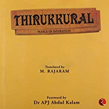 Thirukkural Audiobook by M. Rajaram - translator Narrated by S. Jayaraman, Kanchan Bhattacharyya
