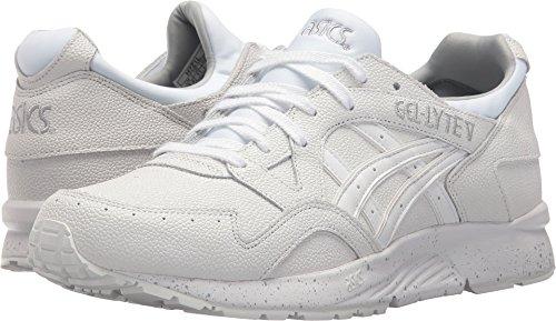 d0730e61623bb ASICS Tiger Men's Gel-Lyte V White/White 2 10.5 D US