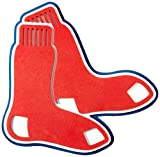 "Foam Fanatics Boston Red Sox Foam ""Socks"" Logo Sign"