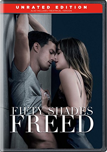 DVD : Fifty Shades Freed (Unrated Version)