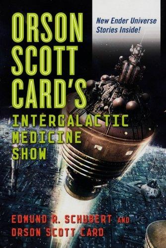 Orson Scott Card's InterGalactic Medicine Show (v. 1)