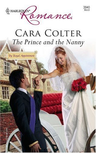 book cover of The Prince and the Nanny