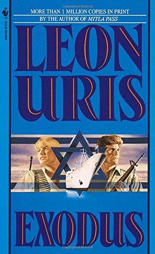 Exodus by Leon Uris