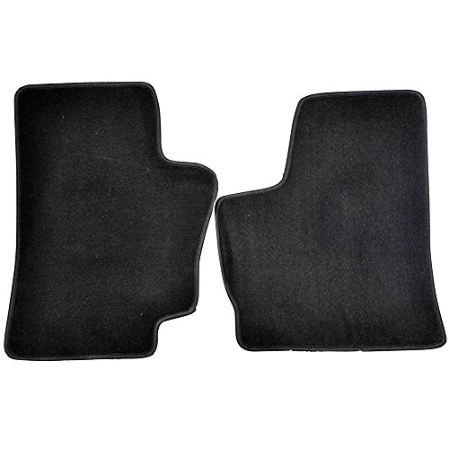 Floor Mats Fits 1994-2001 Ram | 2Dr 3Dr 4Drr Factory Fitment Car Floor Mats Front & Rear Nylon by IKON MOTORSPORTS | 1995 1996 1997 1998 1999 2000