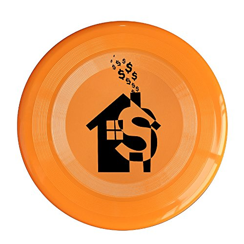 Kim Lennon Dollar House Custom Sport Plastic Frisbee Colors And Styles Vary Orange Size One Size