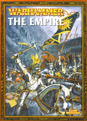 The Empire Army Book (Warhammer)