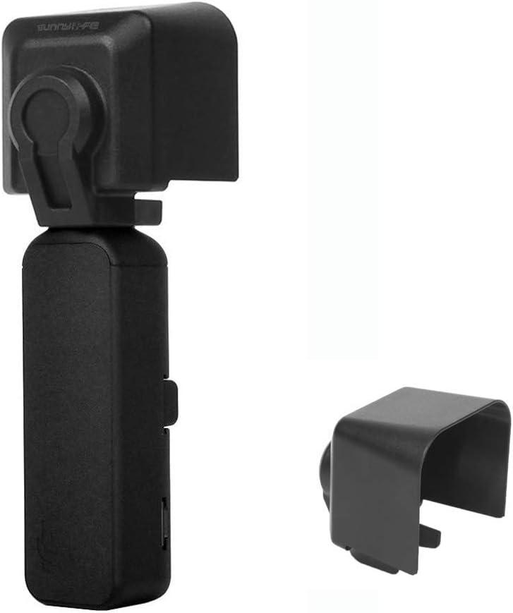 Yifant غطاء عدسة الكاميرا قفل هود جيمبال حافظة واقية لدي جيه اي اوسمو الجيب المحمولة جيمبال كاميرا جيمبال
