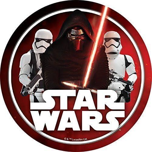 Tremendous Star Wars Edible Image Darth Vader Yoda Luke Skywalker Photo Sugar Personalised Birthday Cards Fashionlily Jamesorg