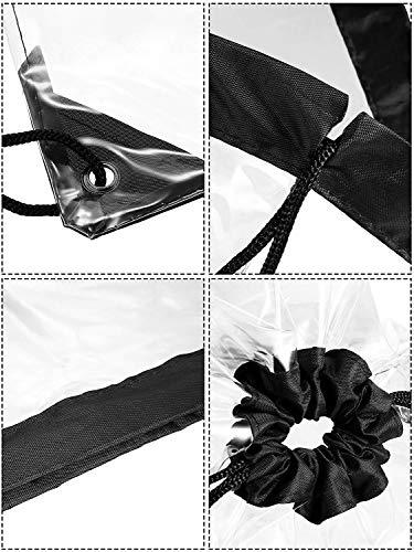 d14ecc0bec71 uter ewjrt Waterproof Chick-fil-A-Logo- Clear Sport Bags Stadium Drawstring  Bag