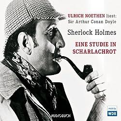 Eine Studie in Scharlachrot (Sherlock Holmes)