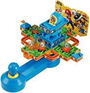 Super Mario Maze Game Deluxe from Epoch, Single Player Tabletop Action Game for Ages 4+, Multicolor