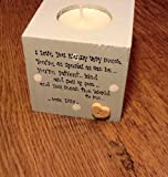 Personalised Candle For Nana ~ Nanny ~ Grandma ~ Nanna ~ Gran any name you want