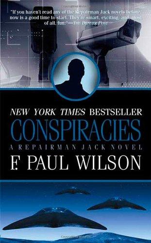 Conspiracies: A Repairman Jack Novel