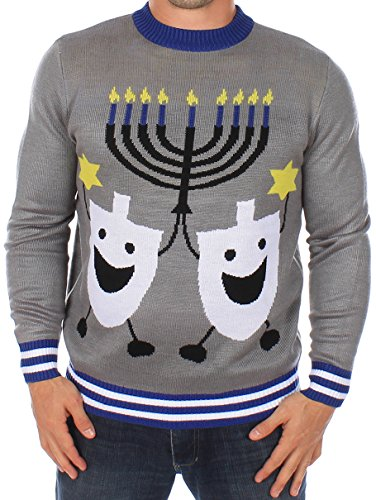 Ugly Christmas Sweater - Hanukkah