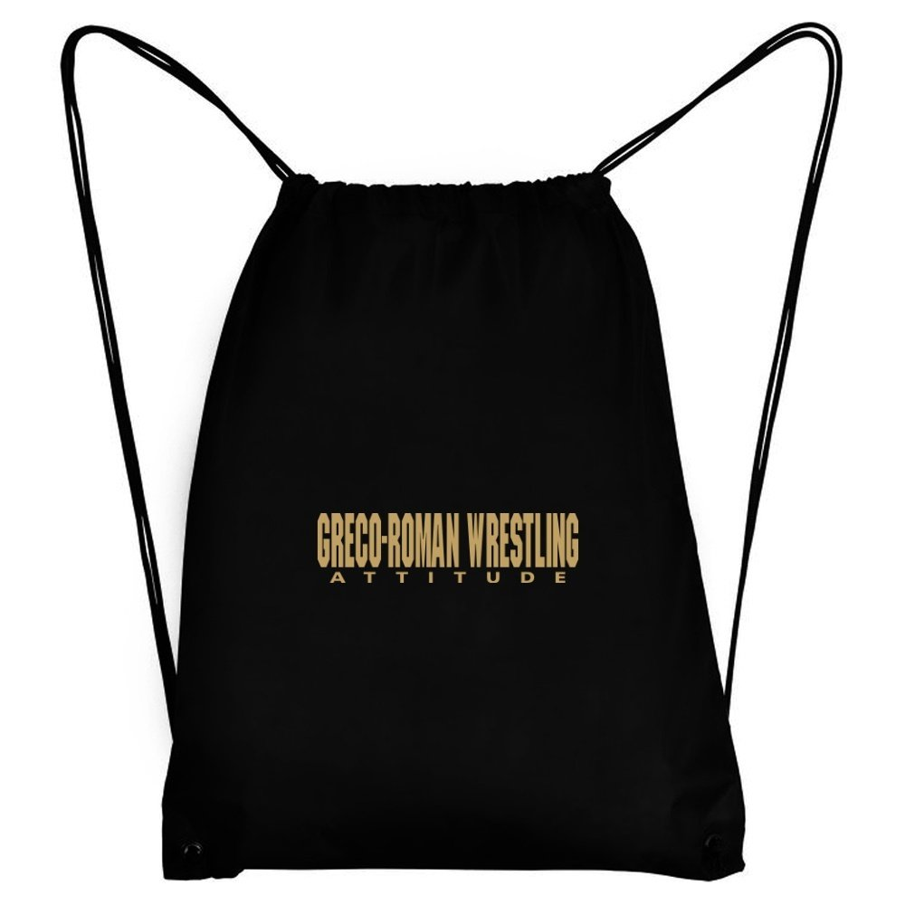 Teeburon Greco Roman Wrestling ATTITUDE Sport Bag