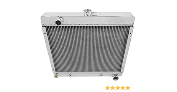 "3 Row Champion All Aluminum Radiator for MOPAR Dodge Plymouth Cars 22/"" Core"
