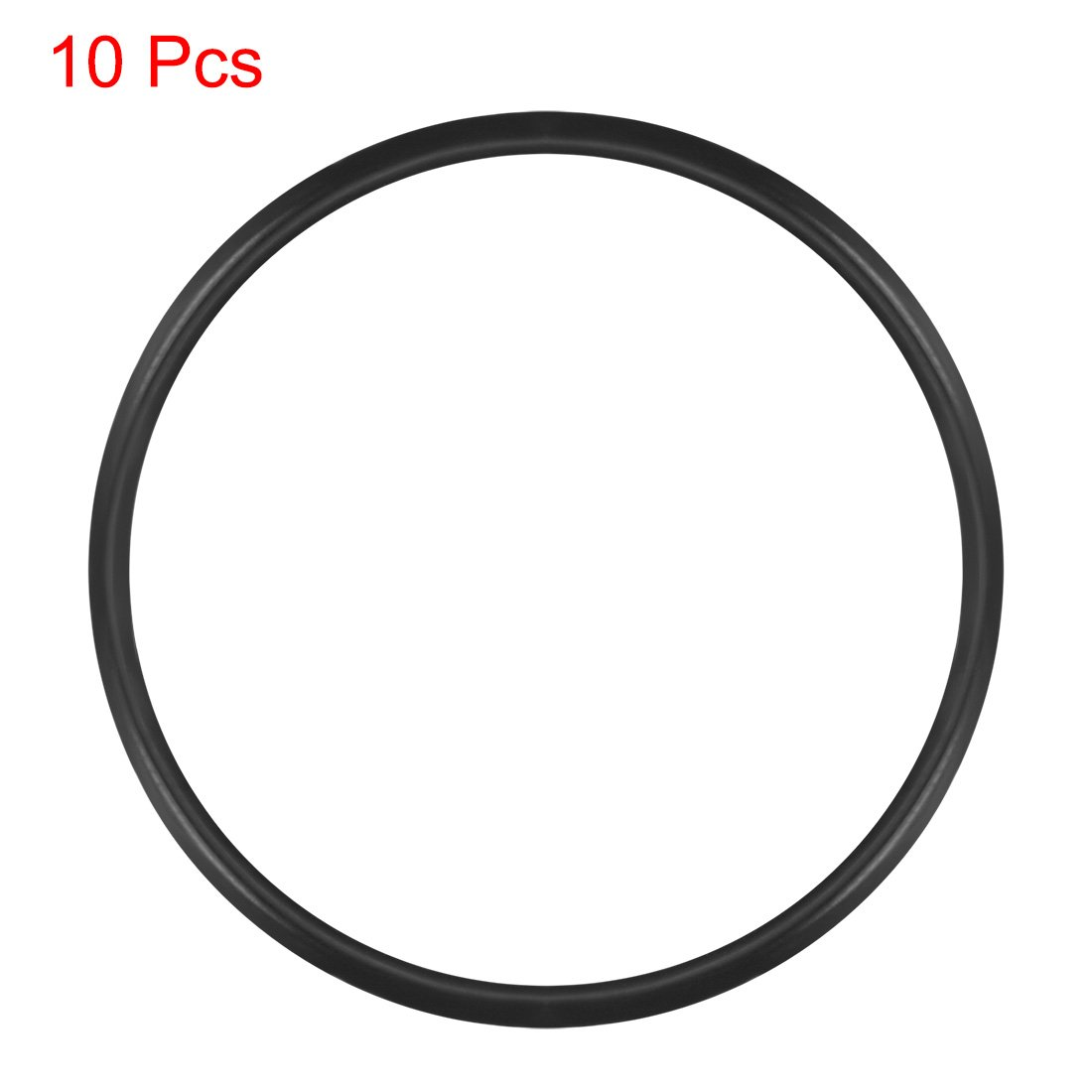 USA Sealing Inc Buna-N O-Ring-4.5mm Wide 92mm ID-Pack of 2
