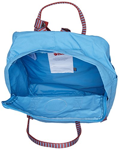 Kanken Classic Fjallraven Blue Striped Kanken Blue Fjallraven Azul Air zv4txq4