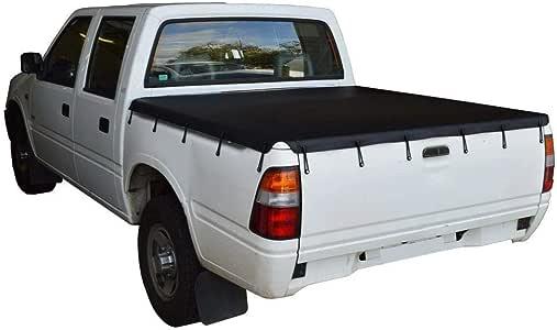 Holden Rodeo TF (1997 to 2002) Crew Cab Bunji Tonneau Cover