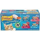 Purina Friskies Fish A Licious Variety Pack