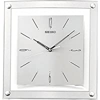 Seiko Silver Quiet Sweep 12.25 Inch Wall...