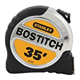 Stanley Bostitch 33-003 Bi-Material Tape with Blade Armour, 1-1/4-Inch by 35-Feet