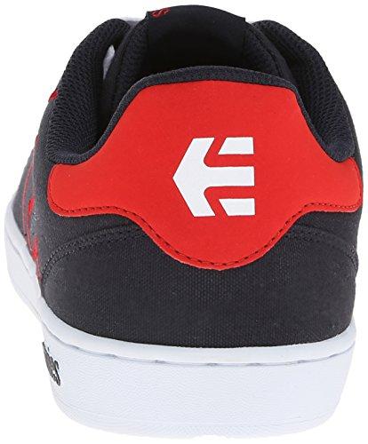 Etnies FADER LS - Zapatillas De Skate de lona hombre azul - Blau (NAVY/RED/WHITE/465)