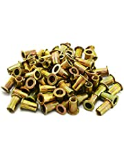Astro Pneumatic Tool RN1024#10-24 Steel Rivet Nuts, 100 Piece