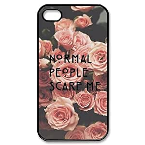American Horror Story Use Your Own Image Phone Case for Iphone 4,4S,customized case cover ygtg-769987