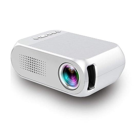 LayOPO Mini proyector portátil, HD proyectores de Cine en casa ...