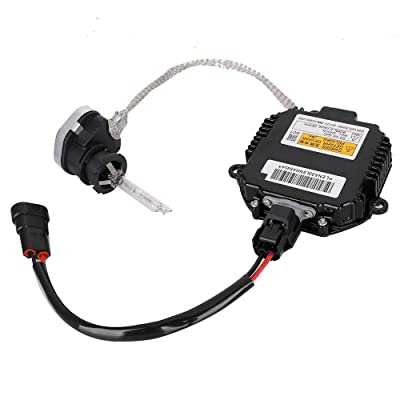 Xenon HID Headlight Ballast Headlight Control Unit with Igniter and D2S Bulb for Nissan Altima 350Z Maxima Murano Rogue & Infiniti G35 FX35 QX56 Replace 28474-8991A 28474-89904 28474-89907 NZMNS111LAN: Automotive